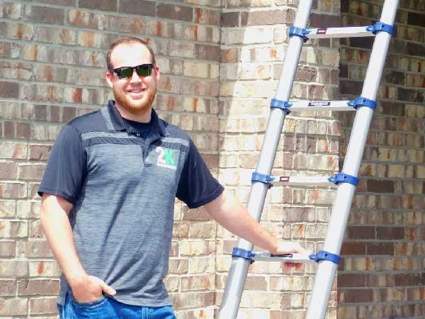 Richard Kinder, Owner 2K Inspection Houston Professional Inspection Services