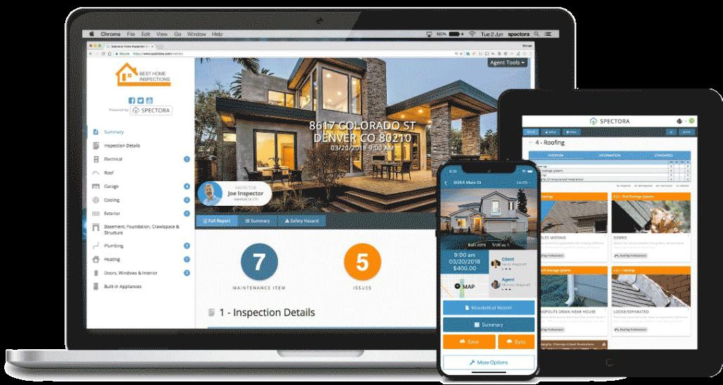 Par Home Inspection Spectora Report