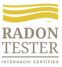 Radon Tester InterNACHI Badge