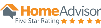 Home Advisor Rating Logo