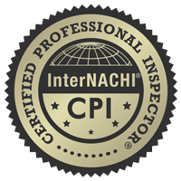 Certified Inspector badge InterNACHI
