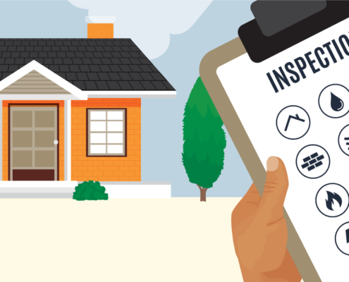 Home Inspection Check List graphic