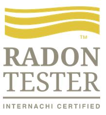 Radon Testing InterNACHI Certified