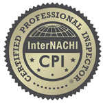 Certified Professional Inspector InterNACHI Badge
