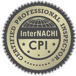 Certified Professional Inspector InterNACHI Badge