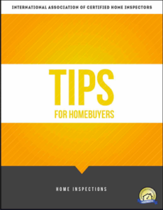 Home Buyers Tip book cover