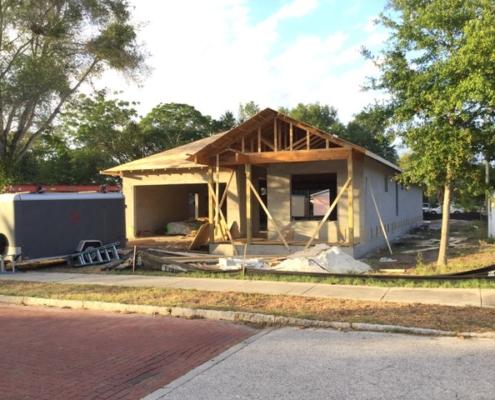 Construction Inspections in-progress