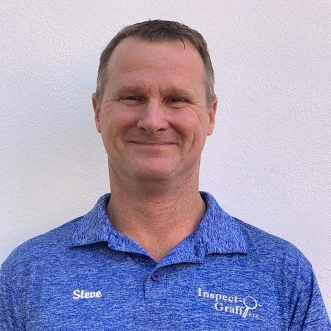 Steve, Owner Inspect-O-Graff, LLC